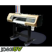 УФ принтер-плоттер GCC JC-241UV (8 цветов)