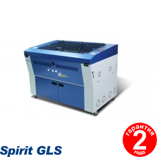 Лазерный гравер GCC LaserPro Spirit GLS 40W