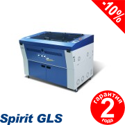 Лазерный гравер GCC LaserPro Spirit GLS 80W