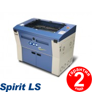 Лазерный гравер GCC LaserPro Spirit LS 100W