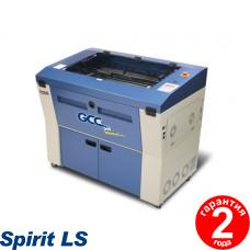 Лазерный гравер GCC LaserPro Spirit LS 12W