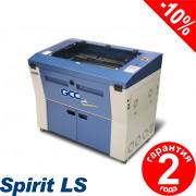 Лазерный гравер GCC LaserPro Spirit LS 80W