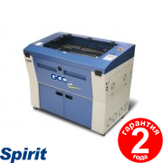 Лазерный гравер GCC LaserPro Spirit SI 40W
