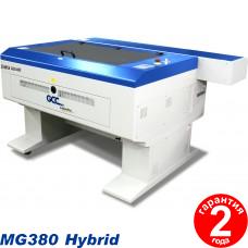 Гибридный лазерный гравер MG380H 12W/100W