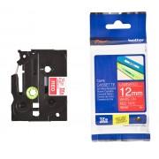 Brother Labelling Cartridge TZe-435 Ламинированная лента шириной 12 мм Белый на красном