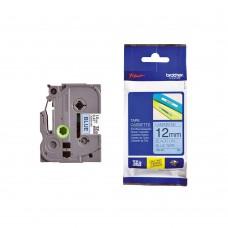 Brother Labelling Cartridge TZe-531 Ламинированная лента шириной 12 мм Чёрный текст на синем фоне