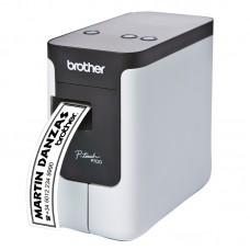 Офисный принтер для печати наклеек Brother PT-P700