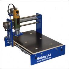 Набор конструктор - Настольный фрезерный станок Hobby CNC