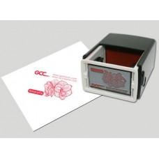Лазерная резина GCC с малым выделением запаха, толщина 2.3 мм, лист A4